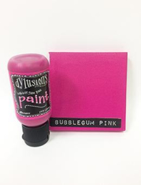 Bubblegum Pink - Dylusions Paint Flip Cap Bottle
