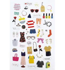 Cloths - Mini Stickers