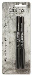 Distress Embossing Pen - 2 Pack