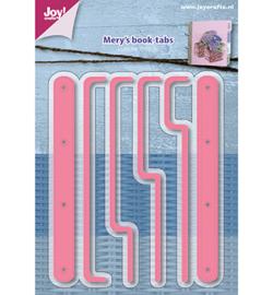 Mery's Tabbladenboekje  - Stans