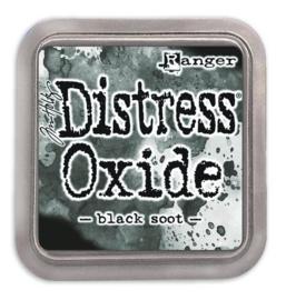 Black Soot - Distress Oxide Pad