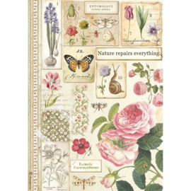 Botany - Rijstpapier A4