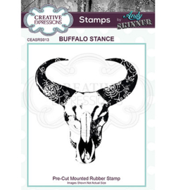 Buffalo Stance - Clingstamp
