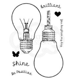 Fill Me Lightbulb - Clearstamps