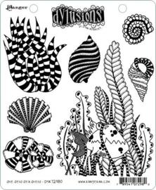 She Sells Sea Shells - Clingstamp