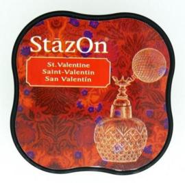 StazOn Inktkussen Midi St. Valentine