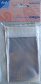Transparante zelfsluitende zakjes - 30 pcs