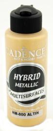 Goud - hybride metallic verf