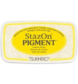 StazOn Pigment Lemon Drop