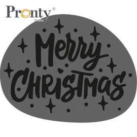 Merry Christmas - Foamstamp