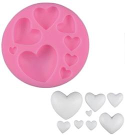 Hearts - Mold