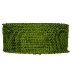 Jute Band - Moss Green