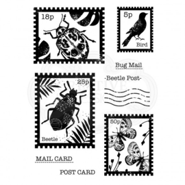Beetle Post - Clearstamps