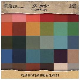 """Kraft-Stock Classics - 8x8"""""""