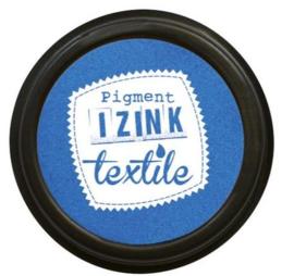 Textile Inkpad Bleu Clair Sky