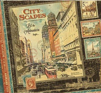 21 augustus 2021 City Scapes