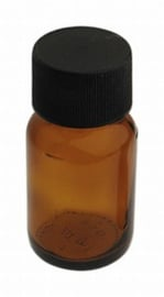 20 ML flesje amber