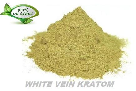 Borneo White Vein Kratom - Mitragyna Speciosa