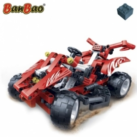 BanBao Red racer