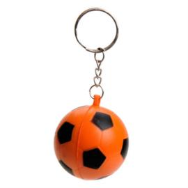 Sleutelhanger voetbal softbal