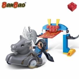 BanBao Grijze vechter