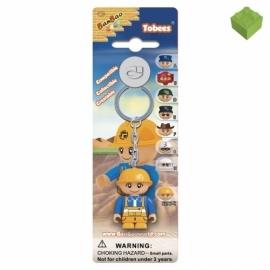 BanBao sleutelhanger wegwerker