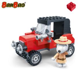 Snoopy Auto geheim agent