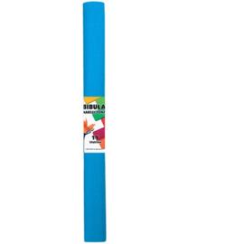 crepepapier Azuurblauw