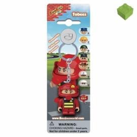 BanBao sleutelhanger Brandweer