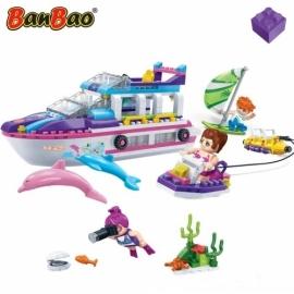 BanBao Vakantieboot