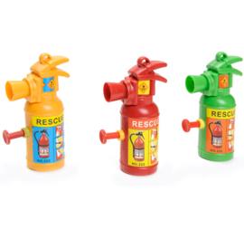 Waterpistooltjes brandblusser