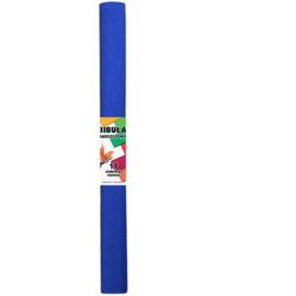 Crepepapier Donkerblauw