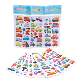 Stickers voertuigen