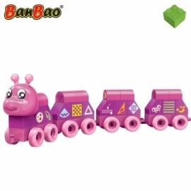 BanBao Roze symbolen rups