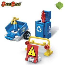 BanBao politie aanhanger