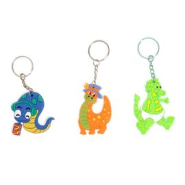 Sleutelhanger Dino