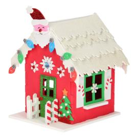 Maak je eigen kersthuis