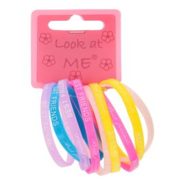 BFF silicone armbandje