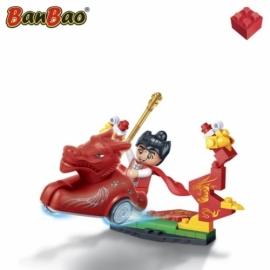 BanBao Rode vechter