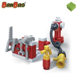 BanBao brandweer gereedschap