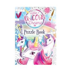 Eenhoorn Puzzel/kleurboekje