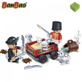 BanBao Schatten jacht