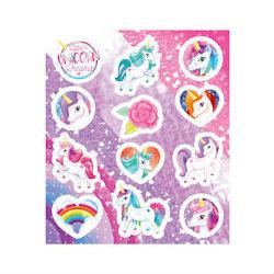 Fun stickers Eenhoorn