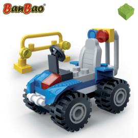 BanBao politie heftruck