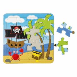 Piraten Puzzels