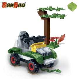 BanBao jeep