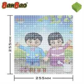 BanBao Basisplaat transparant