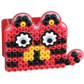 Super Beads Jumbo Pennenhouder Wasbeer