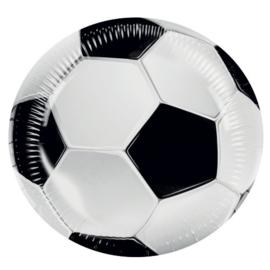 Voetbal borden 6 st.