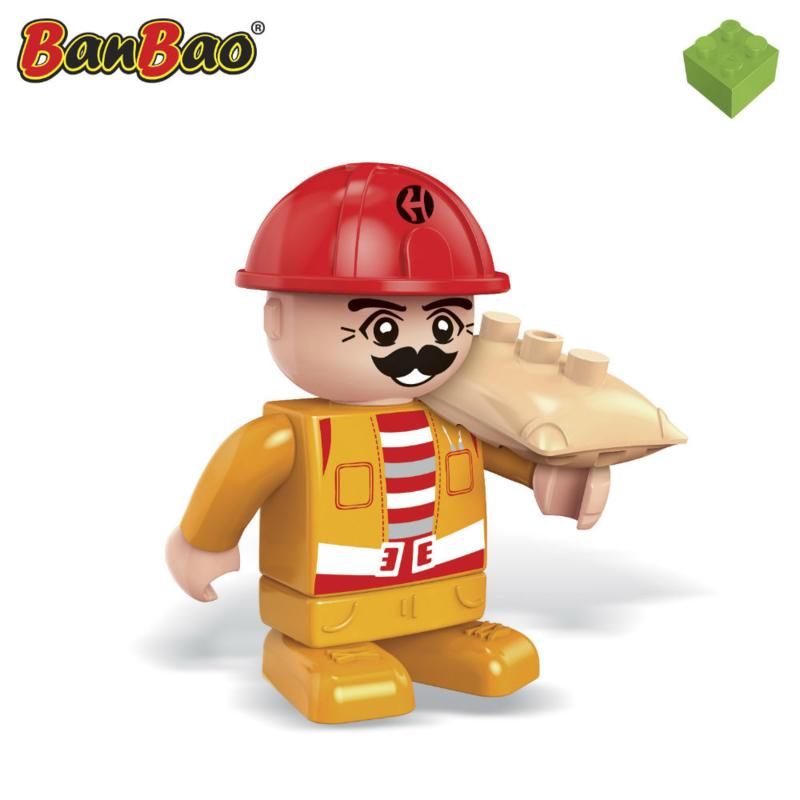 BanBao constructiewerker Tobees